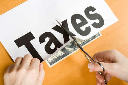 2010 Donate Tax Cut